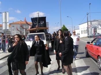 Espírito académico contagiou cidade de Oliveira do Hospital