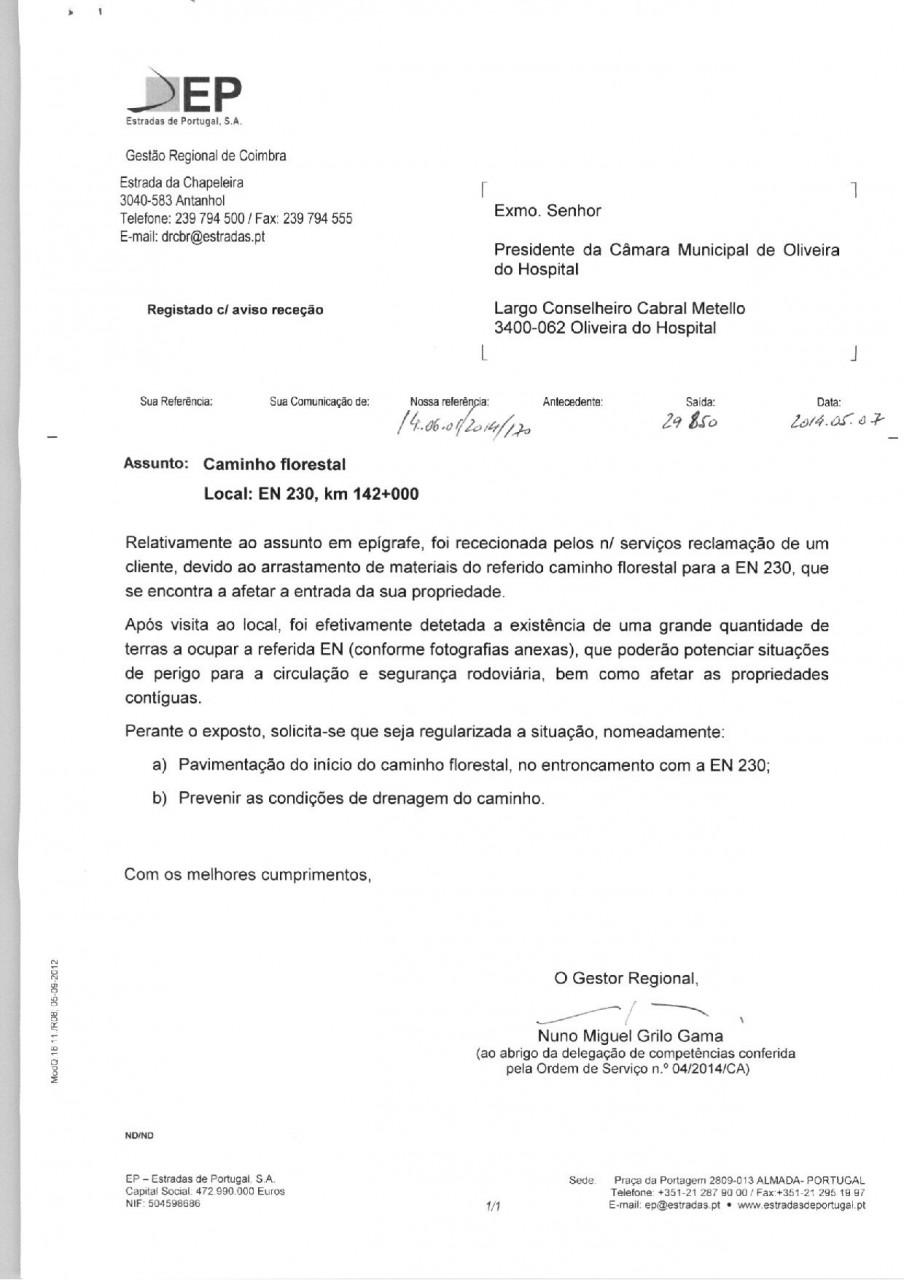 ESTRADAS DE PORTUGAL OFICIO (1)