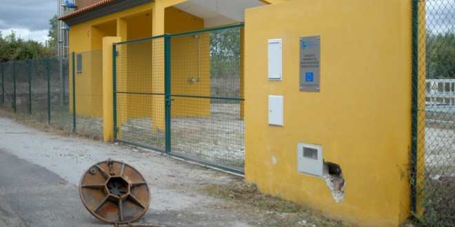 Habitações de Travanca de Lagos devem começar a ser ligadas à nova rede de esgotos nos próximos dias