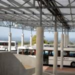 Central de Camionagem e Mercado Municipal abriram portas