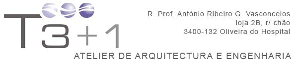 T3+1 Lda, Atelier de Arquitectura e Engenharia