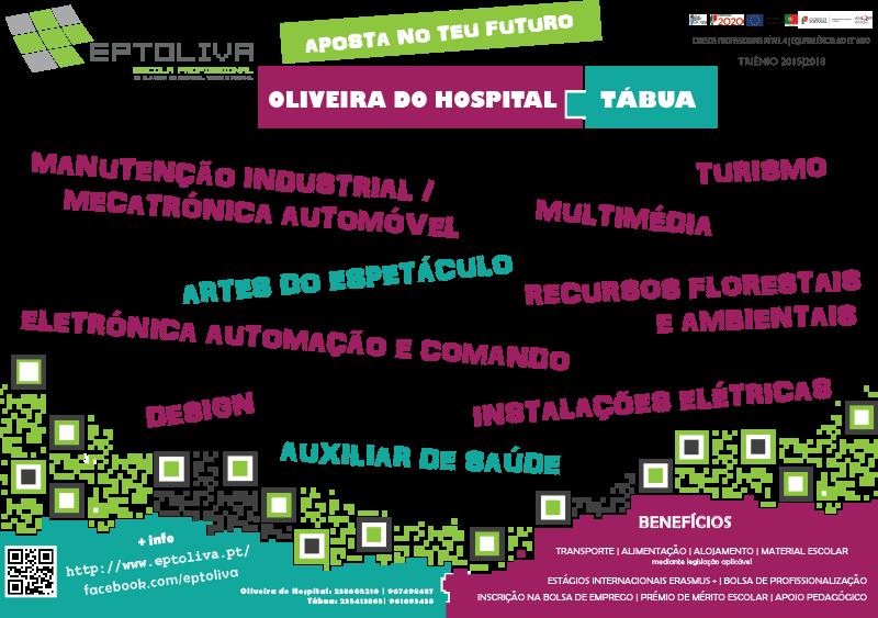 EPTOLIVA - Escola Profissional Oliveira do Hospital