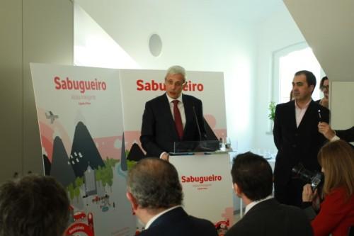 Mário Vaz, Presidente Fundação Vodafone Portugal na 1ª Aldeia Inteligente de Montanha (Small)